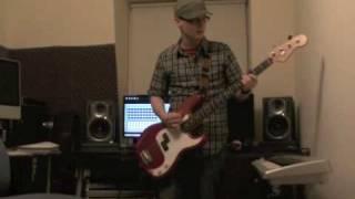 """Andy Phelan - Smashing Pumpkins Audition [3/3] - """"The Camera Eye"""" Billy Corgan"""