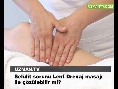 Selülit sorunu lenf drenaj masajı ile çözülebilir mi?