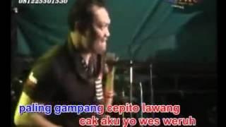 kebelet karaoke ta vocal