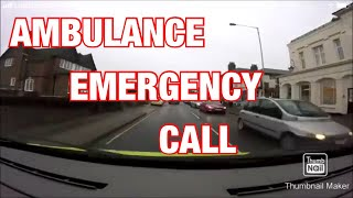 AMBULANCE Blue Light Run - Emergency Ambulance (1)
