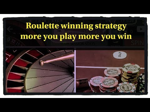 Follow the last numbers to win big money on Roulette : online casino games: roulette wheel
