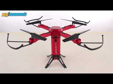 GoolRC T51 720P Camera Wifi FPV 360 Degree Panoramic Aerial Photography Drone RM9180