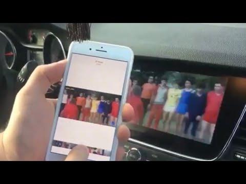 Opel Astra K - Navi 900 IntelliLink - Nasıl video izleniyor (çözüm) TUR
