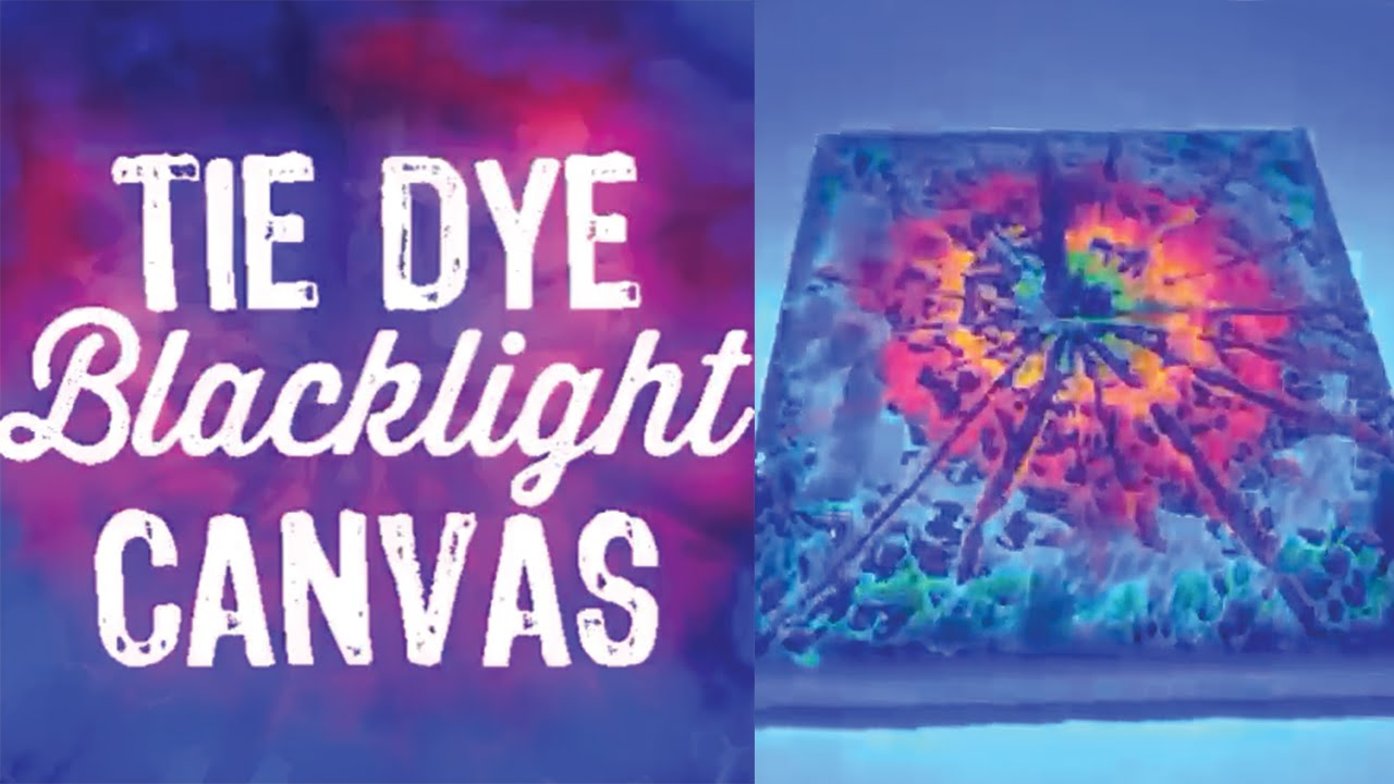 Youtube How To Tie Dye With Acrylic Paint