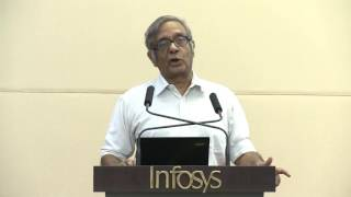A matter of gravity - an Infosys Prize lecture by Prof. Rajaram Nityananda thumbnail