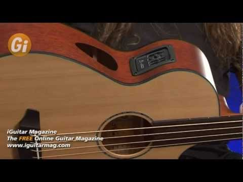 Breedlove Solo Fretless Acoustic Bass BJ350 CM4  Guitar Review With Dan Veall - iGuitar Magazine