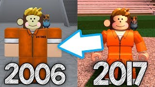 PLAYING THE OLD ROBLOX JAILBREAK!!