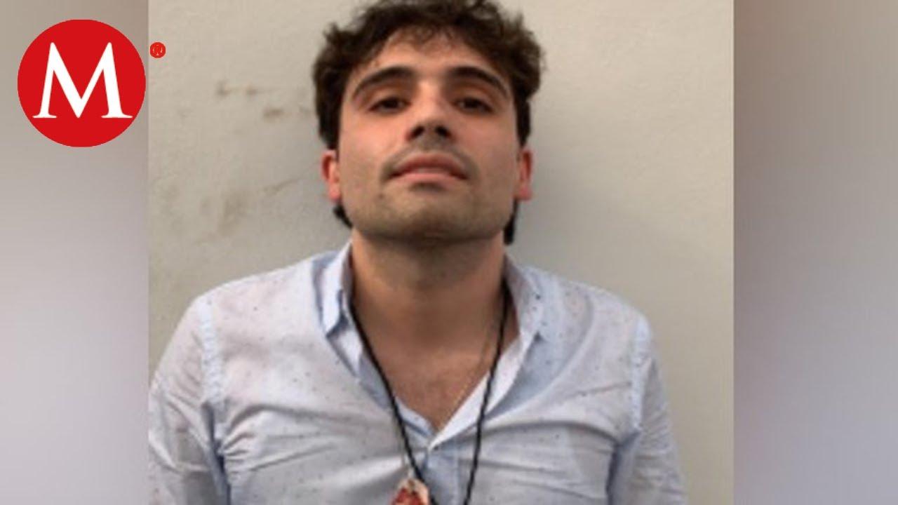 Reportan arresto de Ovidio Guzmn Lpez, hijo de El Chapo