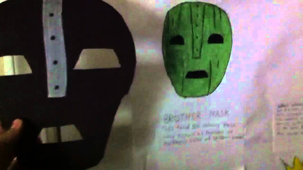 My replicas from The mask cartoon - YouTube Jim Carrey