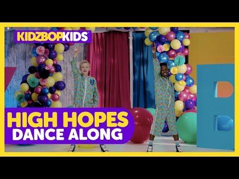 KIDZ BOP Kids - High Hopes (Dance Along) [KIDZ BOP Fridays]