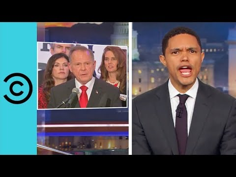 """Roy Moore's """"Fake News"""" 