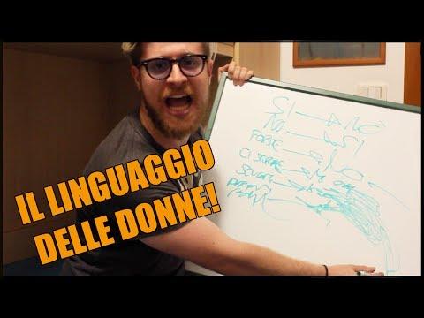 IL LINGUAGGIO DELLE DONNE