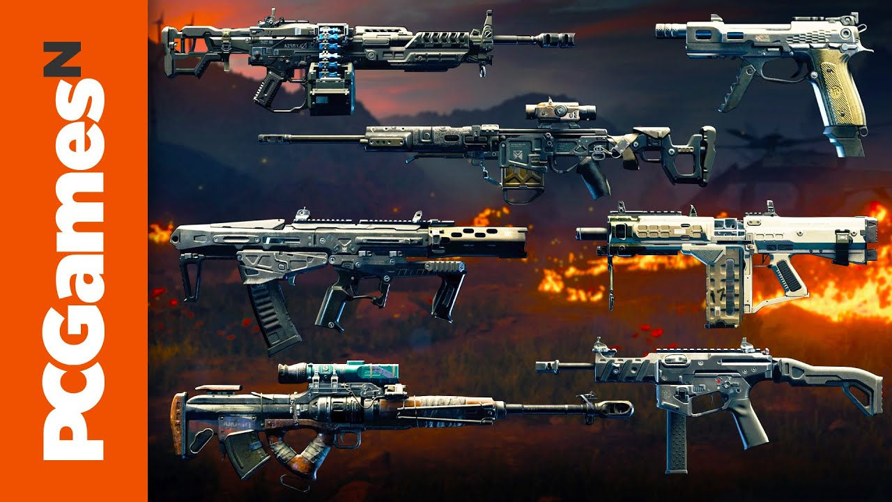 All Blackout weapons: the best guns for Call of Duty: Black