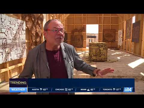 The Jerusalem Biennale 2017, A watershed moment for 200 artists, on i24NEWS