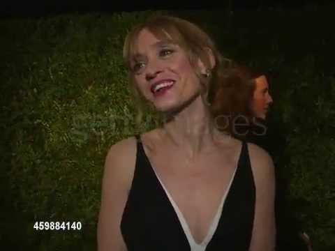 Anne-Marie Duff | 60th London Evening Standard Theatre Awards | Interview