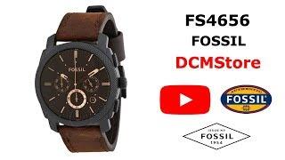 FS4656 Fossil Machine Chronograph Brown ...... DCMStore