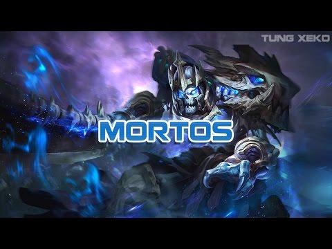 Hướng dẫn chơi Mortos - Chúa Tể Xương - Liên Quân Mobile - Realm of Valor