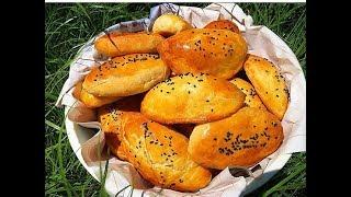 Турецкие булочки к завтраку ПОАЧА ..быстрый и вкусный рецепт