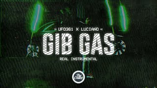 "Ufo361 feat. Luciano – ""Gib Gas"" 🌊🌊🌊 Instrumental (prod. by AT BEATZ, SONUS030 & THE CRATEZ)"