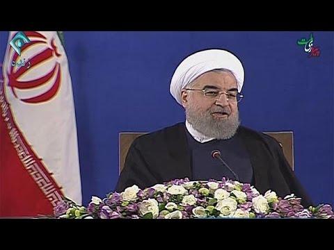 Hassan Rohani mantém posição contra terrorismo