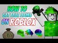 HOW TO GET FREE ITEMS IN THE CATALOG ROBLOX!!!!!!