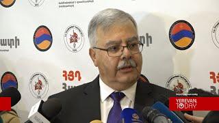 Պարտավոր չենք նկատի առնել Ադրբեջանի շահերը. Հակոբ Տեր-Խաչատուրյան