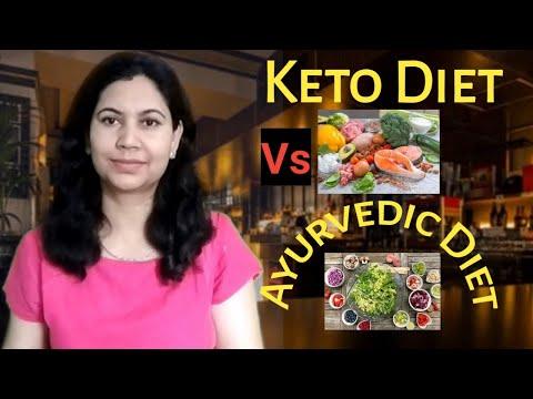 Keto diet Vs Ayurvedic diet | keto diet | ketogenic diet | Keto diet and ayurved |