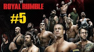 WWE Royal Rumble 2014 - Entrance #5
