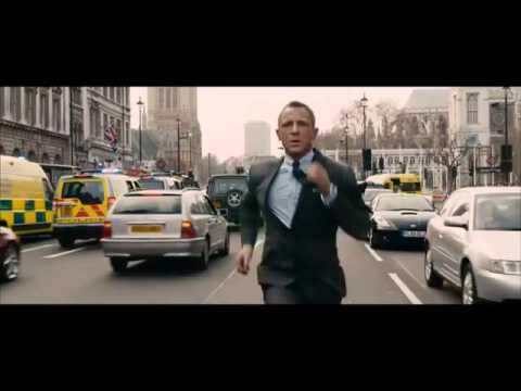 COSMED products to appear on the new James Bond movie: SKYFALL™