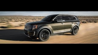 Kia Telluride 2020 review
