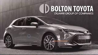 2019 Toyota Corolla Hatchback | Bolton Toyota