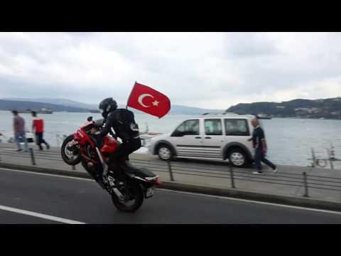 İstanbul Speed Team  &  Moto Energy Kortej