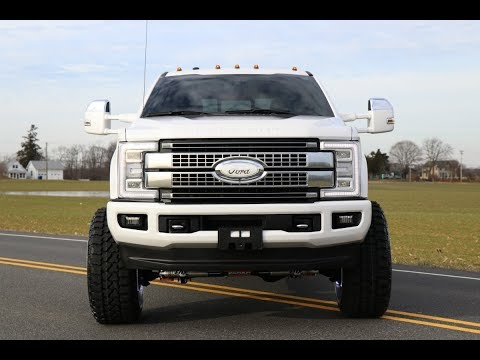 NEW  Ford F- PLATINUM . NEW MODEL. PRODUCTION .
