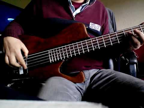 Bajó del Luther SG Bass Flamenco