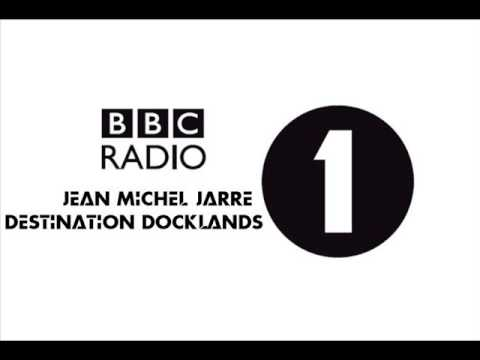 JEAN MICHEL JARRE - Destination Docklands LIVE Radio Broadcast (WITH COMMENTARY)
