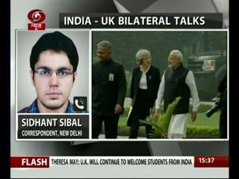 India UK Bilateral ties