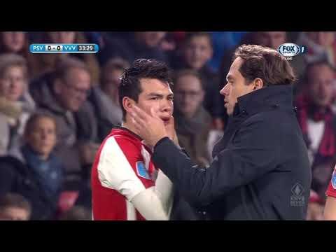 Chucky Lozano vs Venlo | HD 720p | KNVB Beker | 20/12/17