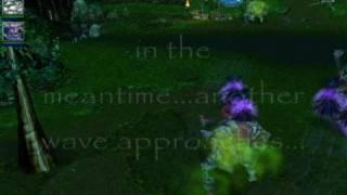Warcraft Lore:  Battle of Mount Hyjal pt.1