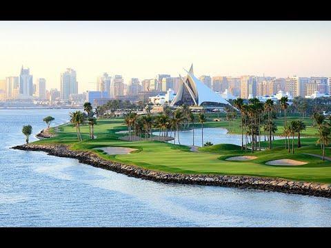 Dubai Creek Golf Club Hole 18