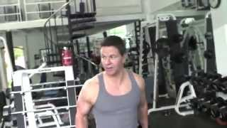 Mark Wahlberg Pain and Gain MOTIVATION VIDEO