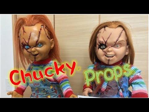 Lifesize Seed Of Chucky Doll