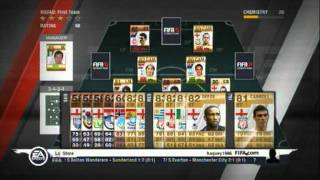 How much for Bent Balotelli Defoe or Carroll? Fifa 11 Ultimate team
