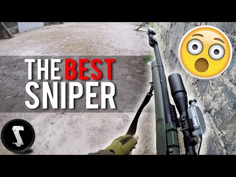 Thumbnail: The Best Airsoft Sniper Money Can Buy.