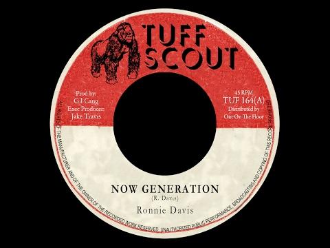 Ronnie Davis 'Now Generation' NEW! Tuff Scout TUF 164