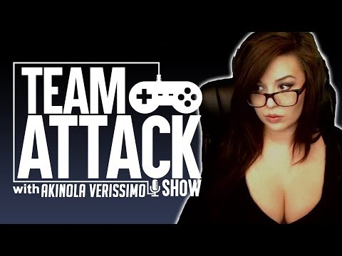 The Kaceytron Interview - Team Attack Show