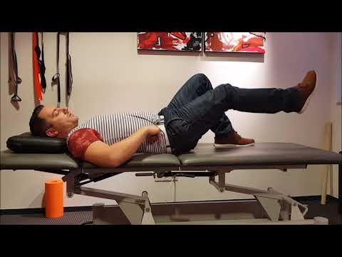 Transversus abdominus 3 core stability exercises for Low back pain