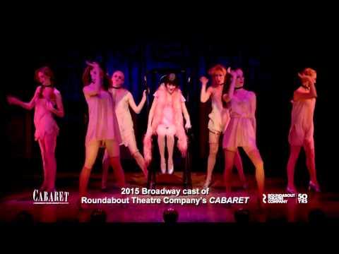 Cabaret montage (Broadway Chicago)