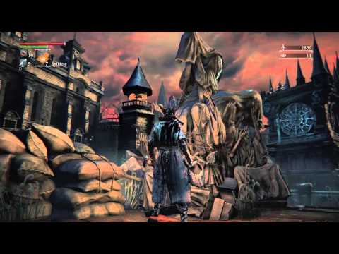 Bloodborne ep.4 venturing into the unknown