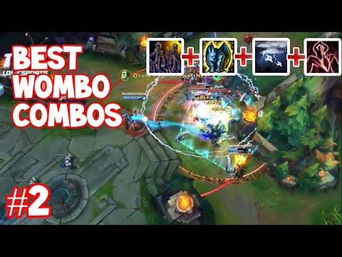 Tổng hợp Combo chuẩn sách giáo khoa LMHT - Best Wombo Combos Compilation #2