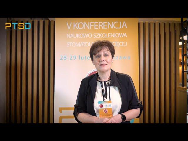 PEDODONCJA: Prof. Dorota Olczak Kowalczyk - PTSD 2020